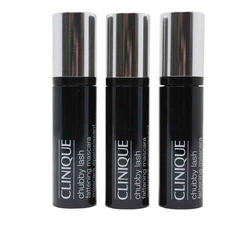 Chubby Lash Fattening Mascara Pack Of 3 3 X 4 mL