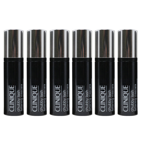 Chubby Lash Fattening Mascara Pack Of 6 6 X 4 mL