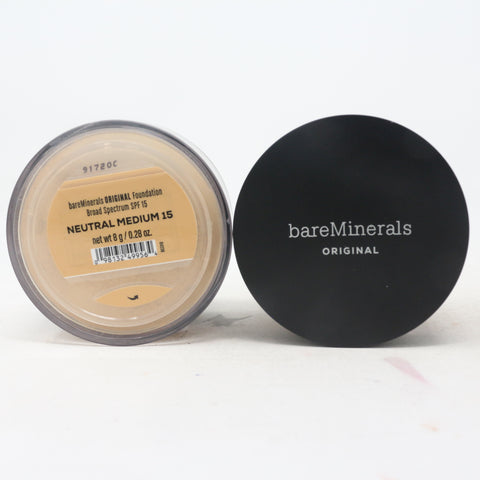 Origianl Loose Mineral Foundation Spf 15