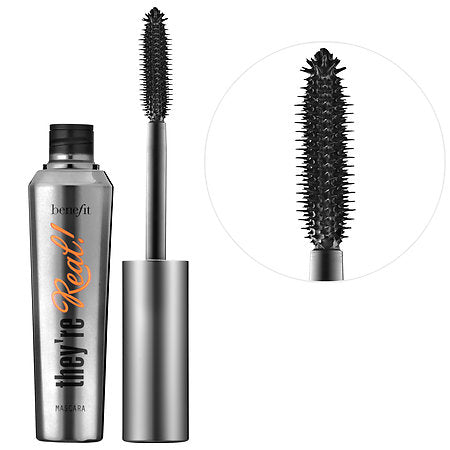 Benefit They're Real! Beyond Mascara 'Black' 0.3oz/8.5g New In Box