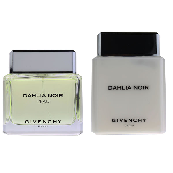 Givenchy 'Dahlia Noir L'Eau' Eau De Toilette & Body Milk 2-Piece Gift Set