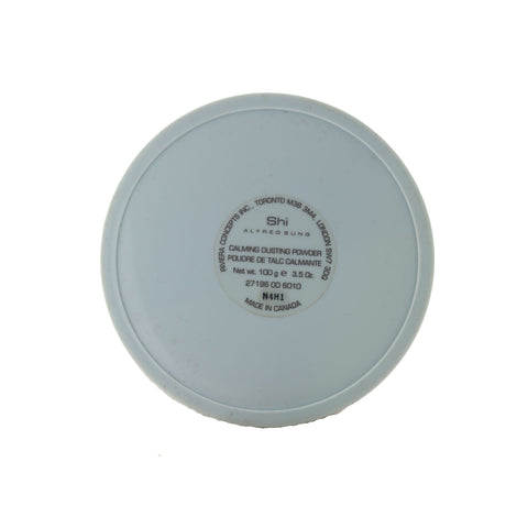 Alfred Sung 'Shi' Calming Dusting Powder 3.5oz/100g Unboxed
