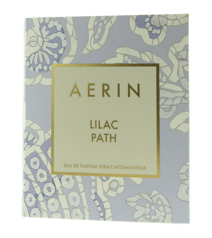 Aerin 'Lilac Path' Eau De Parfum 0.07oz/2ml Carded Vial