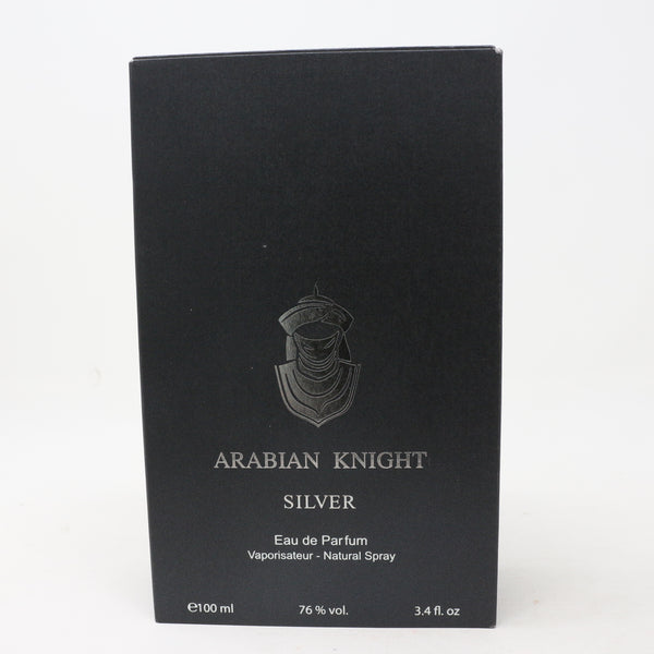 Arabian Knight Silver Eau De Parfum 100 ml