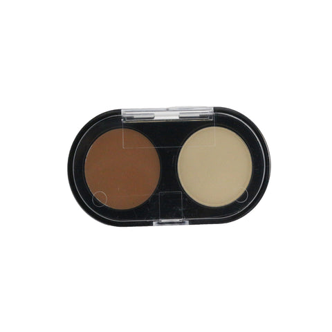 Honey/Pale Yellow Concealer Kit Net weight: 0.11 oz