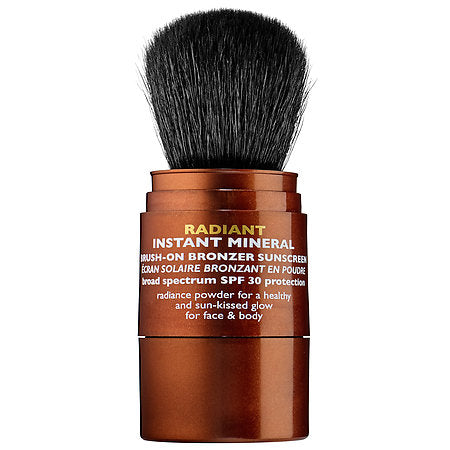Radiant Instant Mineral Brush-On Bronzer 12 g