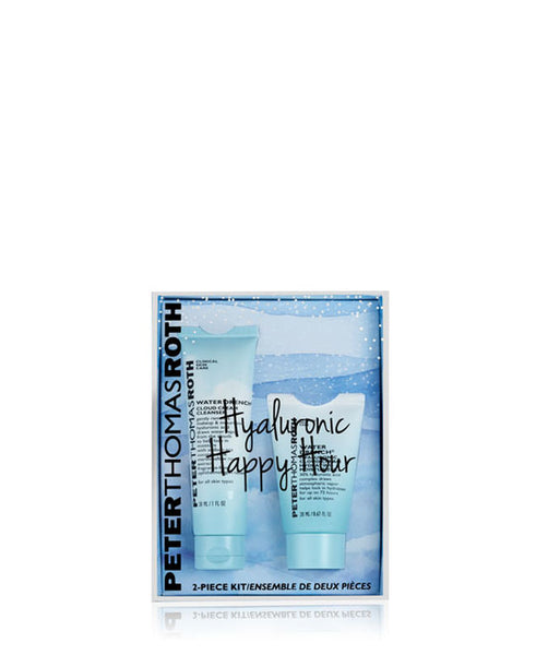 Hyaluronic Happy Hour 2-Piece Kit