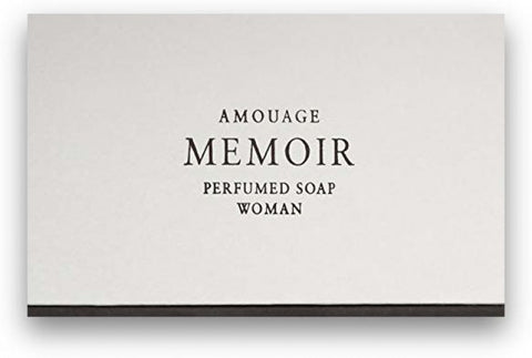 Amouage Memoir Women Perfumed Soap 5.3oz/150g New in Box