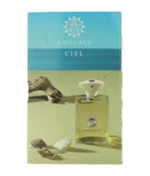 Amouage 'Ciel' Eau De Parfum Spray For Man 0.05oz Carded Vial (Original Formula)