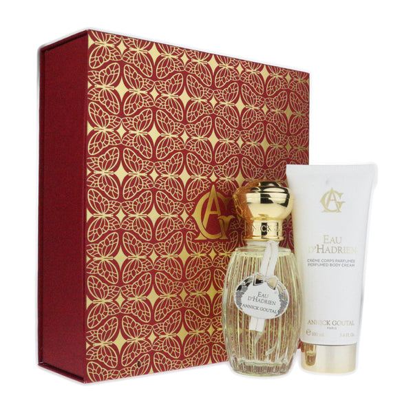 Annick Goutal Eau D'Hadrien Eau De Toilette And Body Cream 2-Piece Set