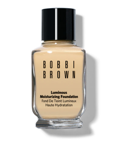 Bobbi Brown Luminous Moisturizing Treatment Foundation - # 2.5 Warm Sand 30ml