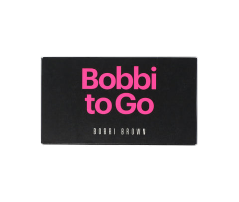 Bobbi Brown Bobbi To Go 4-Piece Gift Set New In Box