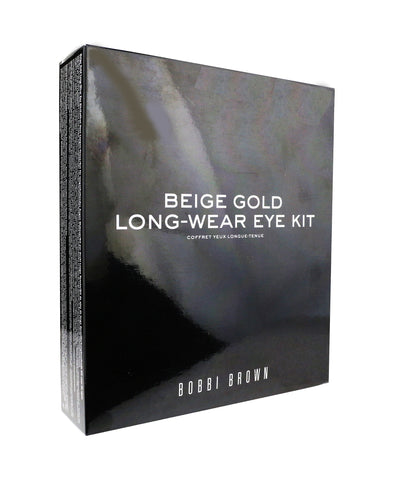 Brown Beige Gold Long-Wear Eye Kit Gift Set