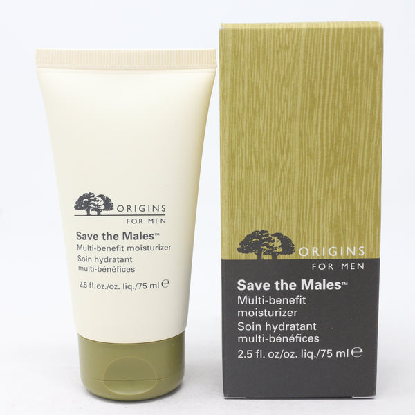 Save The Males Multi-Benefit Moisturizer 75 ml