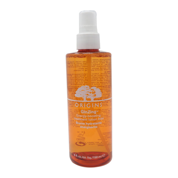 Ginzing Energy-Boosting Treatment Lotion Mist 150 ml
