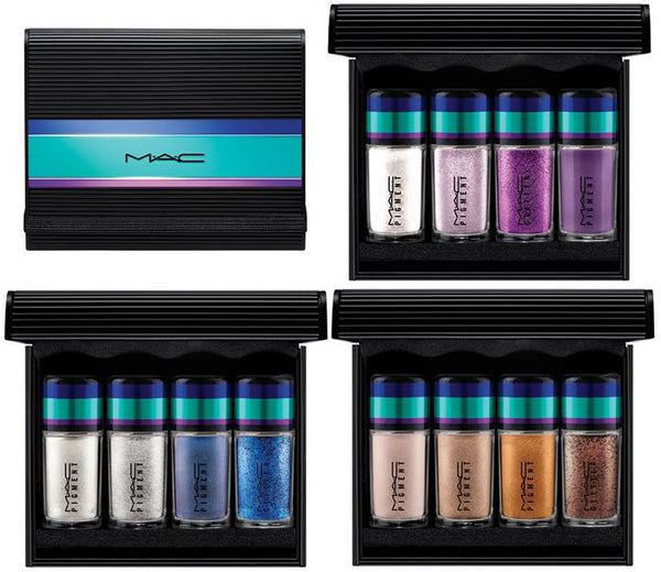 Glitters And Pigments Set