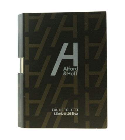 Alford & Hoff 'Alford & Hoff' Eau De Toilette 10 X 0.05oz/1.5ml Vial On Card