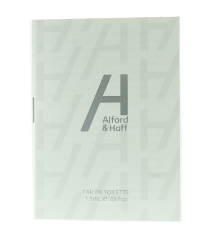 Alford & Hoff 'Alford & Hoff No.3' Eau De Toilette 0.05oz/1.5ml Vial On Card
