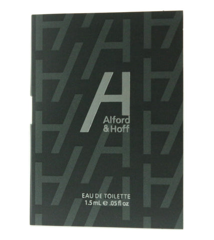 Alford & Hoff 'Alford & Hoff No.2' Eau De Toilette 0.05oz/1.5ml Vial On Card