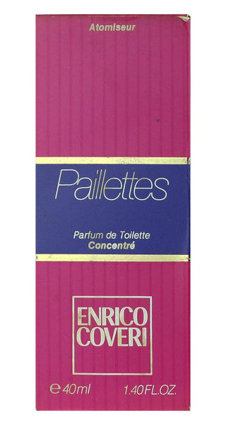 Enrico Coveri Paillettes Parfum De Toilette Spray 40ml/1.40Oz Low Fill