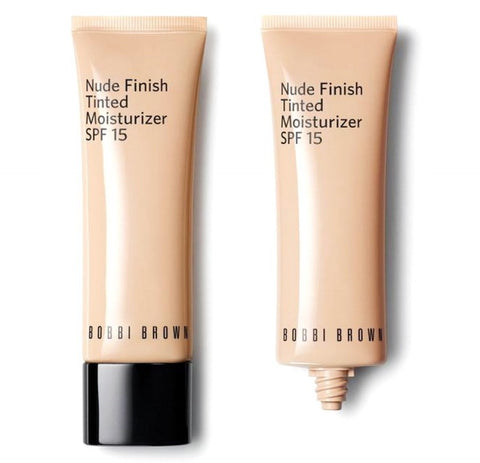 Nude Finish Tinited Moisturizer