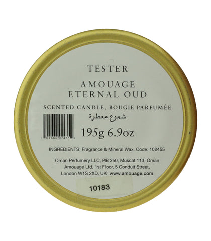 Amouage 'Eternal Oud' Scented Candle 6.9 oz/ 195 g  (Original Formula)