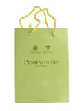 Penhaligon's 'Green' Gift Paper Bag New Gift Bag