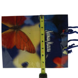 Neiman Marcus 'Blue With Butterflies' Gift Paper Bag New