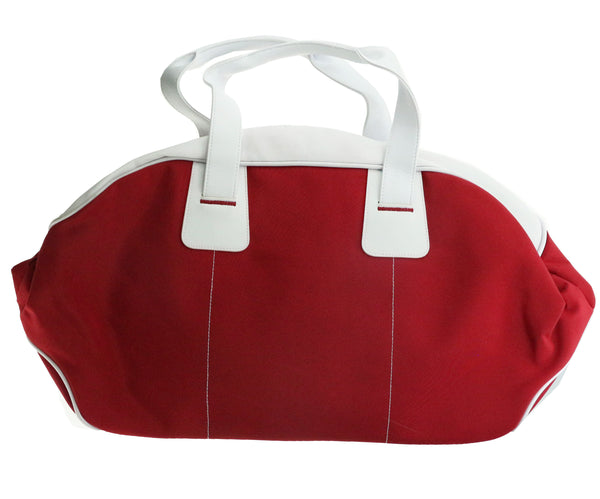 Estee Lauder Red And White Tote Bag New Tote Bag
