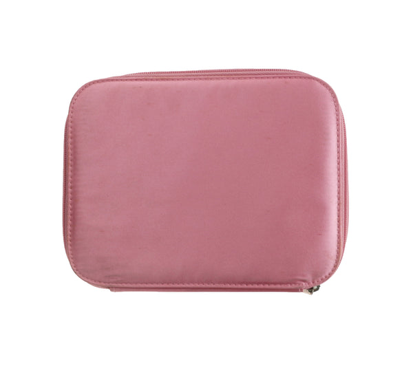 Clinique Pink Cosmetic Case Bag New (Cosmetic Wear)