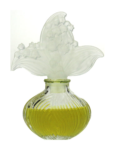 Avon Spring Song Decanter Lily Of the Valley Cologne 1.5Oz Vintage (70% Full)