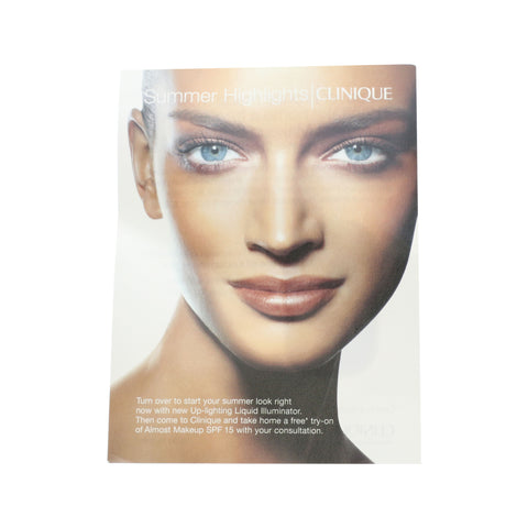 (pack of 25)Clinique Up-Lighting Liquid Illuminator 'Bronze' Sample Size New