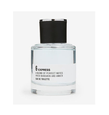 6 A Blend Of Perfect Notes Fresh Mandarin And Amber Edt 50 mL