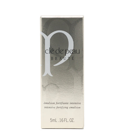 Cle De Peau Beauty Intensive Fortfying Emulsion 0.16oz/5ml  New In Box