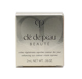 Cle De Peau Beauty Enhancing Eye Contour Cream Supreme 2ml Travel Size New InBox