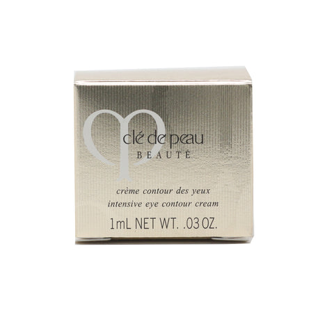 Cle De Peau Intensive Eye Contour Cream 0.03oz/1ml  New In Box
