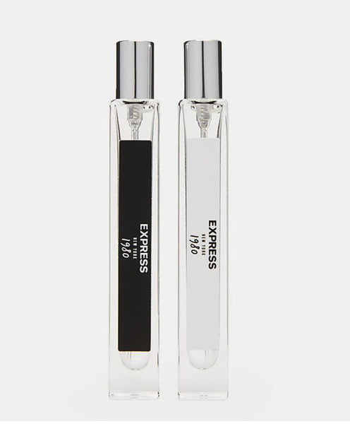 Black And White 2-Piece Set 2 X 10 mL