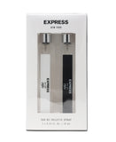 Black And White by Express 2-Piece Set 2 X 0.33oz/2 X 10ml Spray New In Box