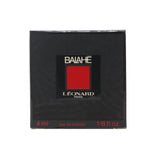Leonard Balahe Eau De Toilette 0.13oz/4ml  New In Box