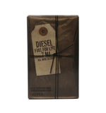 Diesel Fuel For Life Pour Homme Eau De Toilette 0.24oz/7ml  New In Box