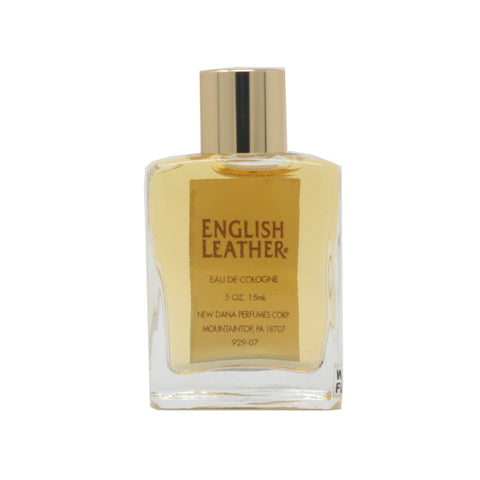 (Pack of 2)English Leather by Dana Eau De Cologne 0.5oz/15ml Each. Splash New