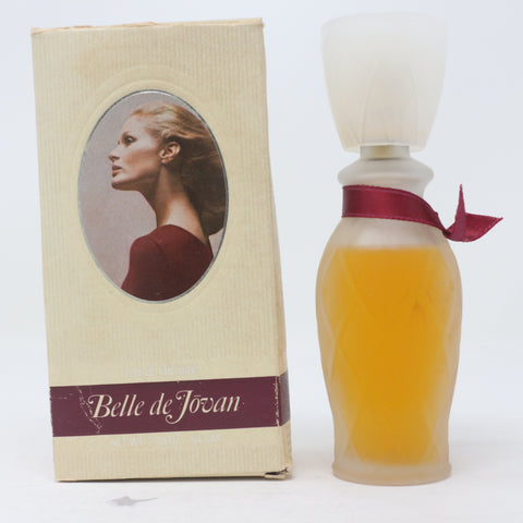 Belle De Jovan Eau De Cologne (Low Fill 90%) 64 mL