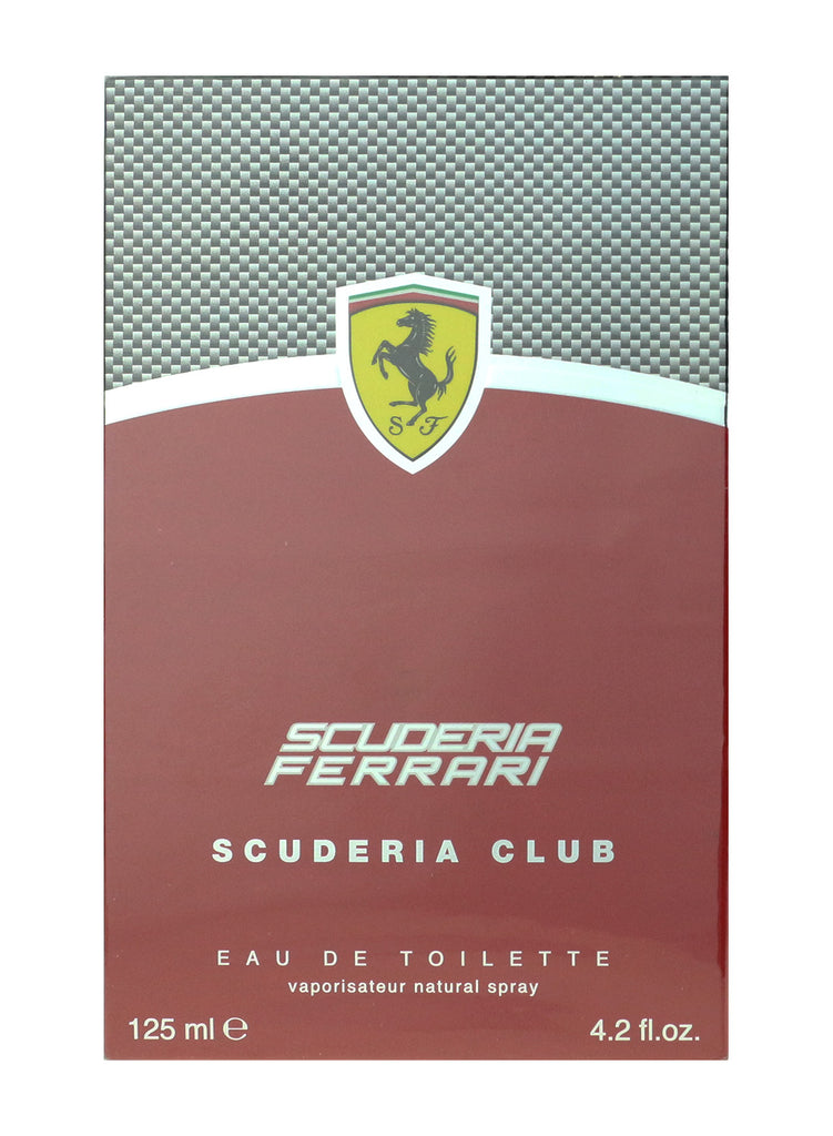 df1116259 Buy Scuderia Ferrari Scuderia Club Eau de Toilette 100ml at Best Price  Online