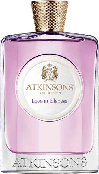Atkinsons Love In Idleness Eau De Toilette 3.3 oz / 100ml New In Box