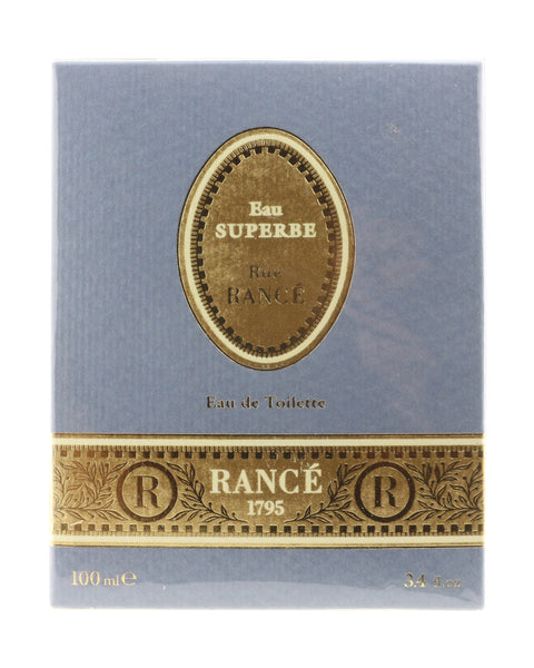 Rance 'Eau Superbe' Eau De Toilette 3.4oz/100ml New In Box