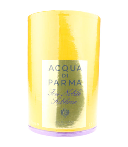 Acqua Di Parma Iris Noble Sublime Eau De Parfum Natural Spray Natural Spray 75 ml