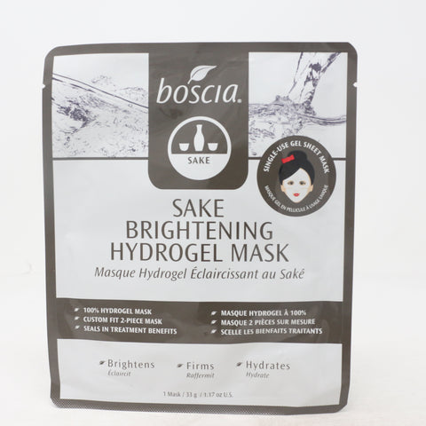 Sake Brightening Hydrogel Mask (3 Pair)