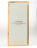 Carolina Herrera Chic Perfumed Bath And Shower Gel 6.75oz/200ml New In Box