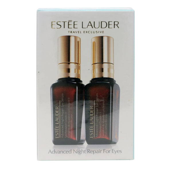 Advanced Night Repair For Eyes Serum Duo 2 X 15 mL
