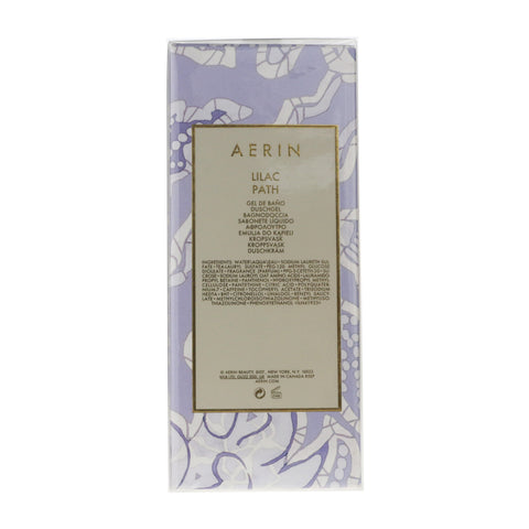 Aerin Lilac Path Body Wash 7.6oz/225ml New In Box